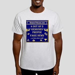 revised geniuses Light T-Shirt