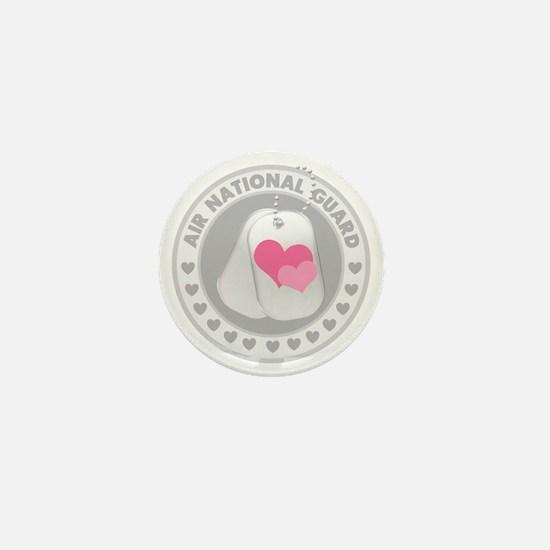 ANGLogoHearts Mini Button