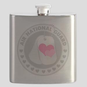 ANGLogoHearts Flask