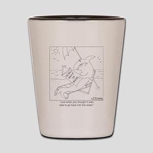 8527_oil_spill_cartoon Shot Glass