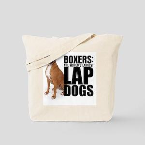 lapdog Tote Bag
