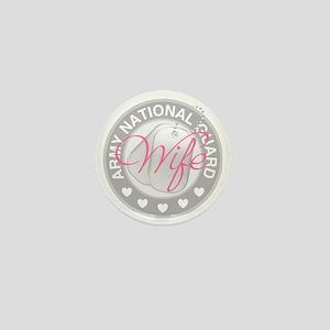 ARNGWifeLogoGrey Mini Button
