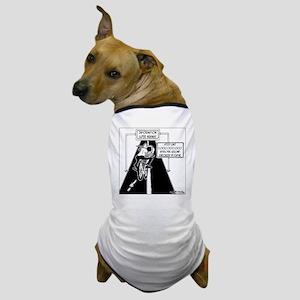 6239_computer_cartoon Dog T-Shirt