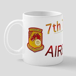 7th Transportation Bn Cap1 Mug