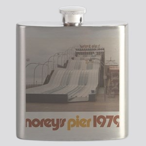 moreys-pier-wipeout-1979 Flask
