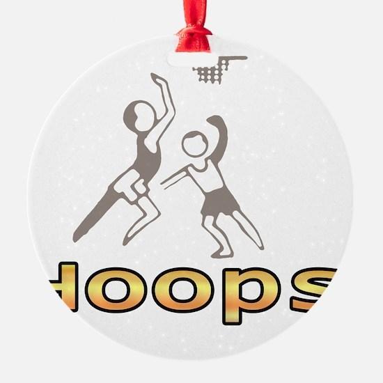 hoops Ornament
