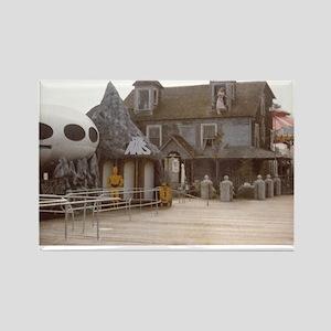 2-moreys-pier-hauntedhouse-starwa Rectangle Magnet