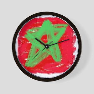 MAROC BY KIDS Wall Clock