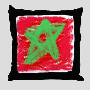 MAROC BY KIDS Throw Pillow
