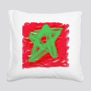 MAROC BY KIDS Square Canvas Pillow