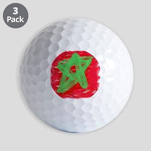 MAROC BY KIDS Golf Balls
