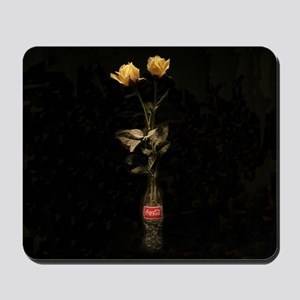 Yellow Roses Square 3 Mousepad