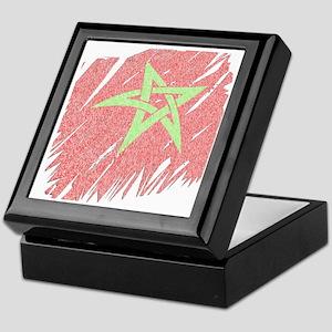 Flag2 Keepsake Box