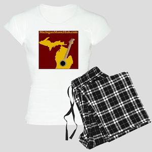 MMHPodcastMarooShirt Women's Light Pajamas