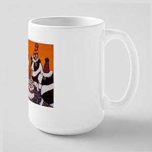 Guinea Pig Birthday Party ~ Large Mug