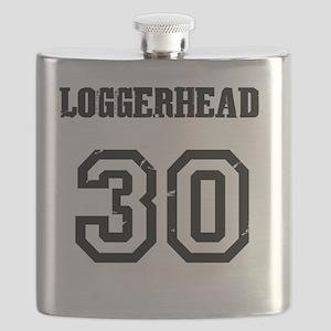 Costa Rica Turtles -Team Loggerhead Flask