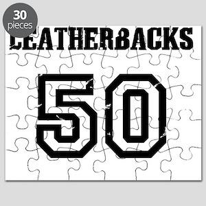 Costa Rica Turtles - Team Leatherback  Puzzle