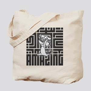 a_mazing_mouse Tote Bag