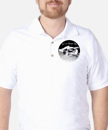 dawgs life1 Golf Shirt