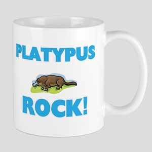 Platypus rock! Mugs