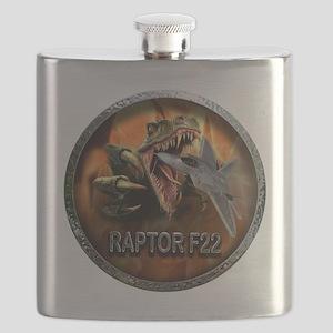 raptor f22 Flask