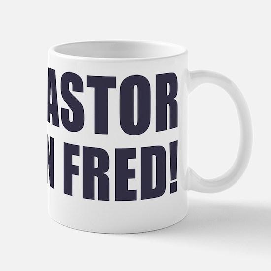 freepastorshirts1 Mug
