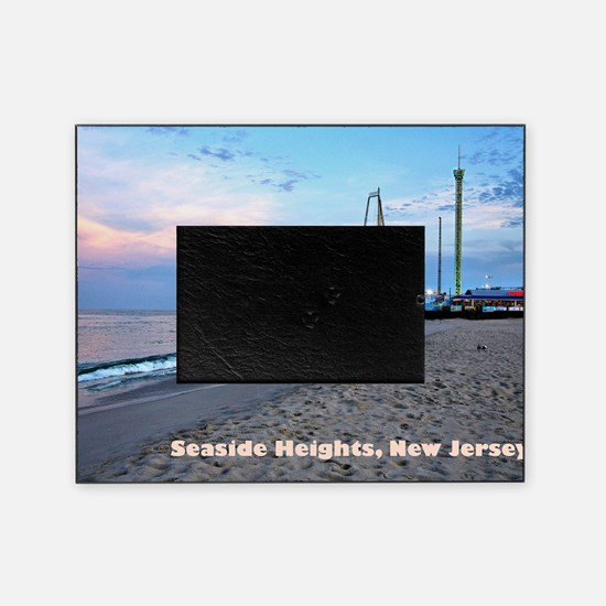 Seaside Heights Ferris Wheel Picture Frame