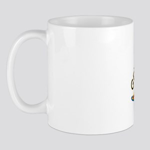 Germany 2010 Soccer T-Shirt Mug