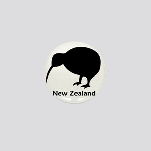 Kiwi - NZ Text Mini Button