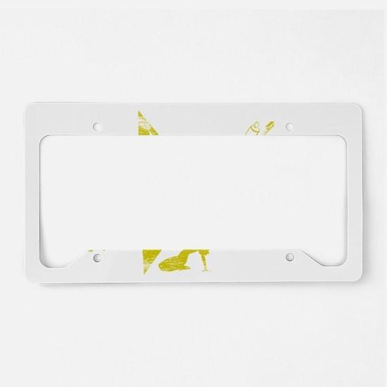DENTISTRY License Plate Holder