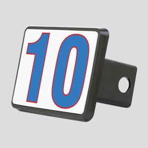 10 Rectangular Hitch Cover