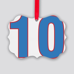 10 Picture Ornament