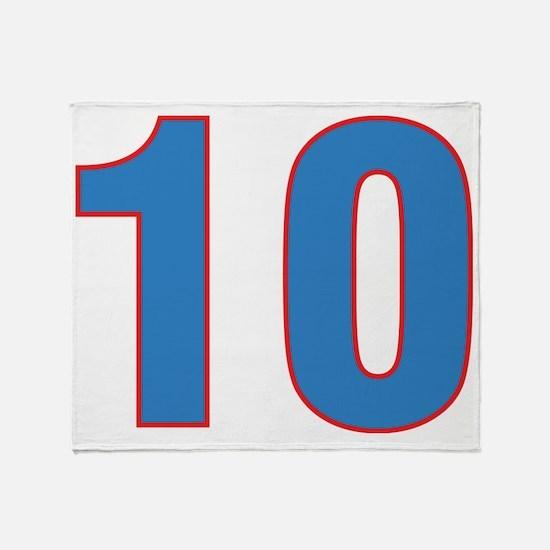 10 Throw Blanket