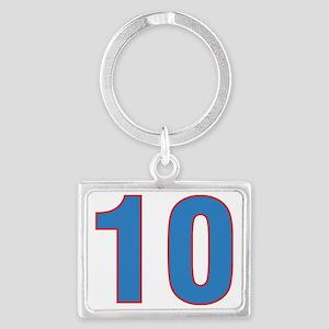 10 Landscape Keychain
