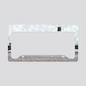 Asbury Shoreline License Plate Holder