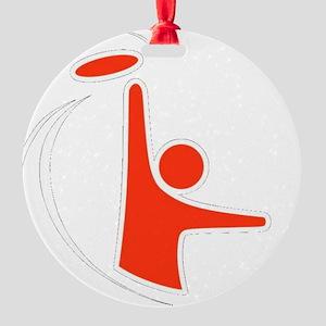 ultimate graphic Round Ornament