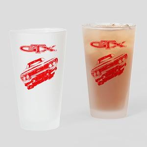 GTX_TSHIRTflat Drinking Glass
