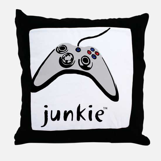 Gaming_2 Throw Pillow