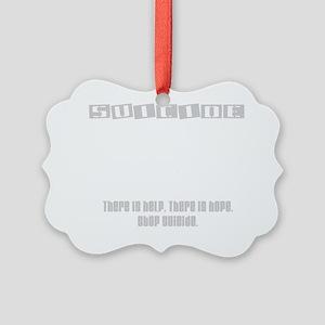 trans_suicide_stats Picture Ornament