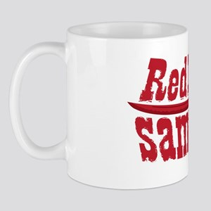 RedNeck_Samurai_chest Mug