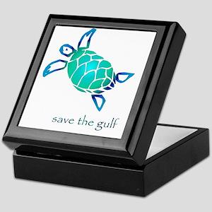 turtle-pap-blue-grad Keepsake Box