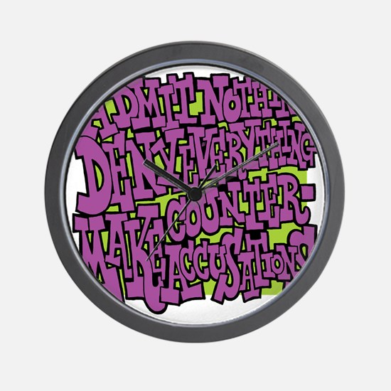 11-BBQ_admit_nothing_deny_everything_ma Wall Clock