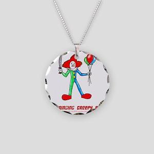 2-Im_Bringing_Creepy_Back Necklace Circle Charm