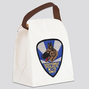 scottscanineforzazz Canvas Lunch Bag