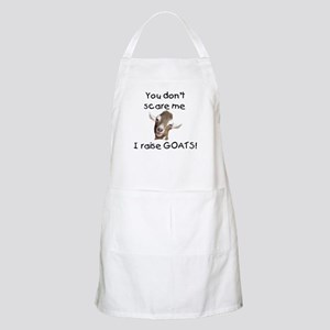 GOAT- You Don't Scare me BBQ Apron