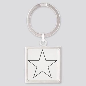 cpsports121 Square Keychain