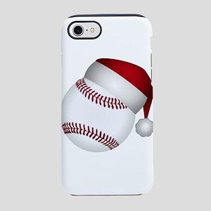 Christmas Baseball iPhone 7 Tough Case