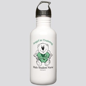 mcma-gt-rr Stainless Water Bottle 1.0L
