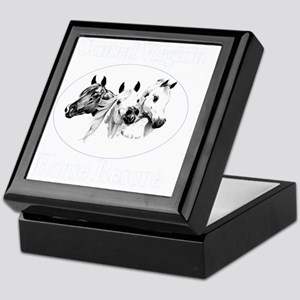 va-dark10x10_apparel Keepsake Box