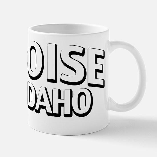 Boise, ID Mug